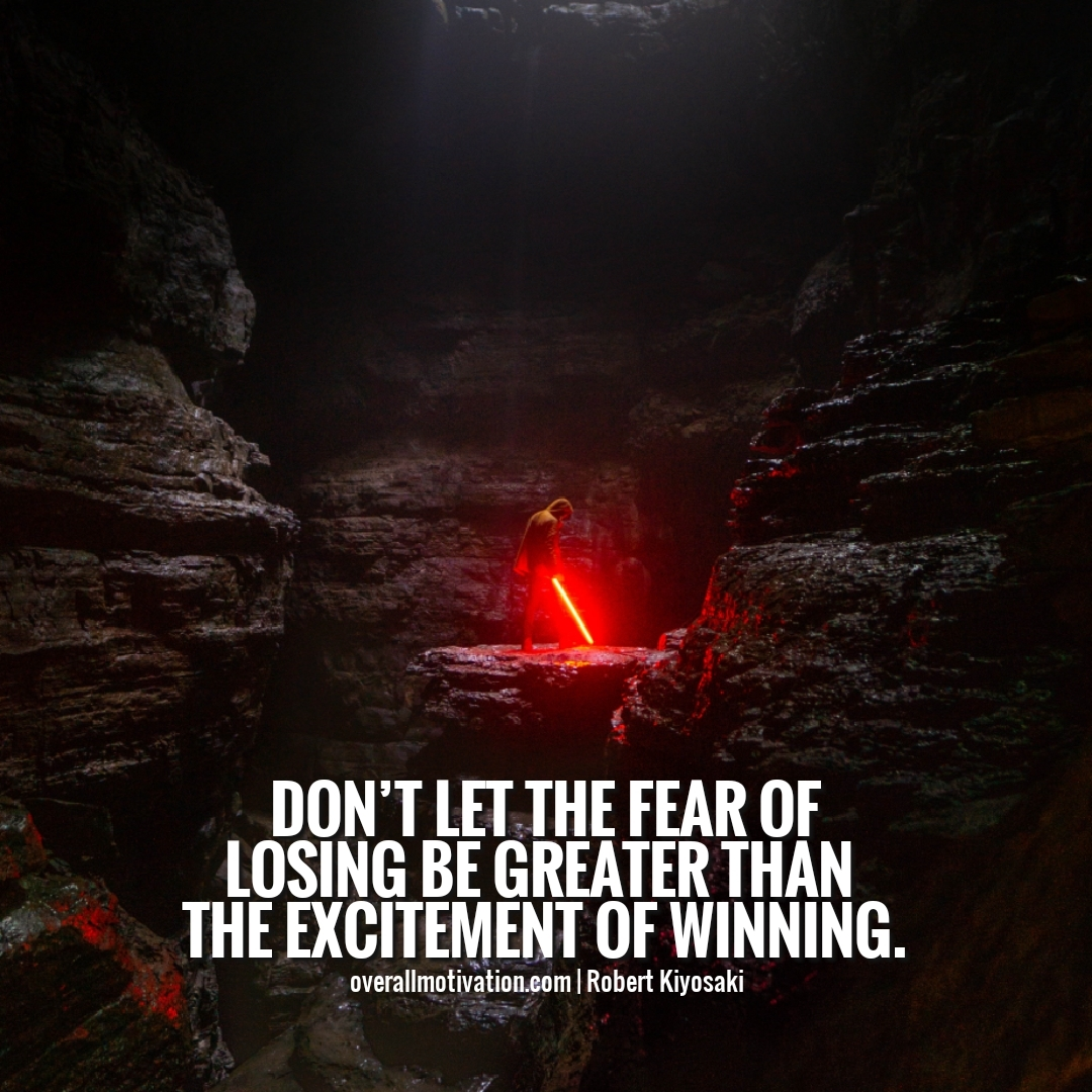 dont let the fear courage quotes