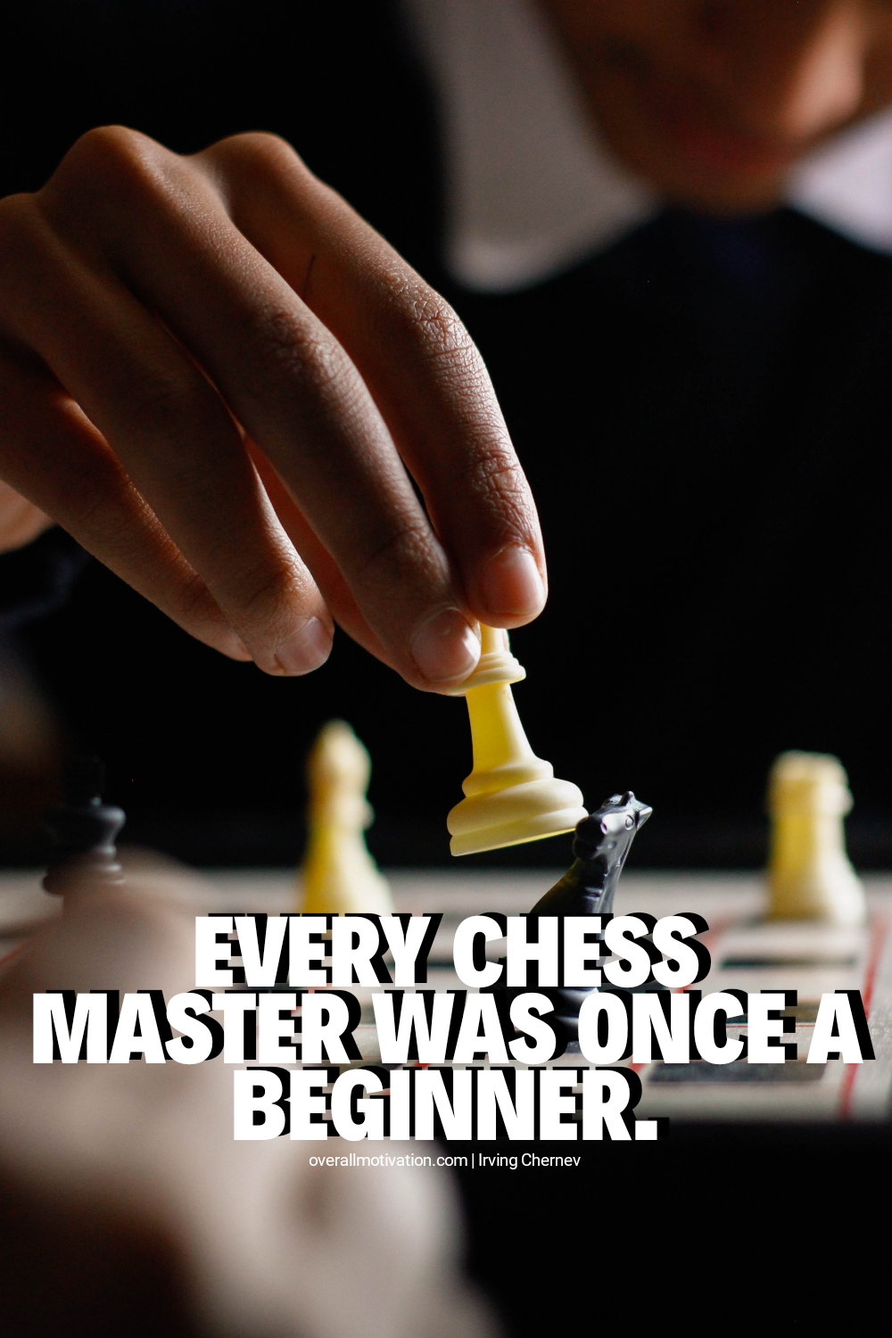 every chess master