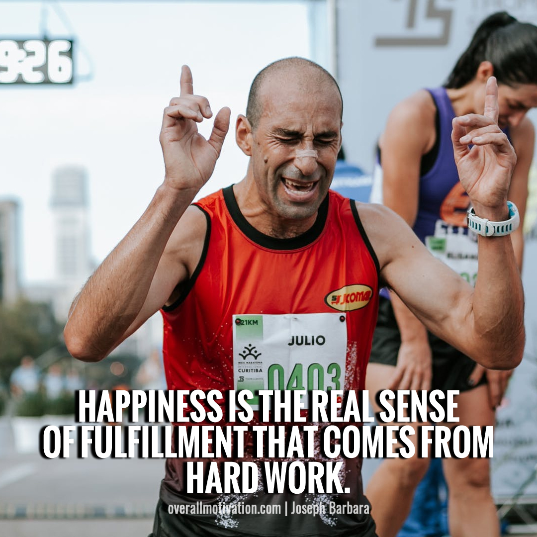 happiness is real_quotes for work