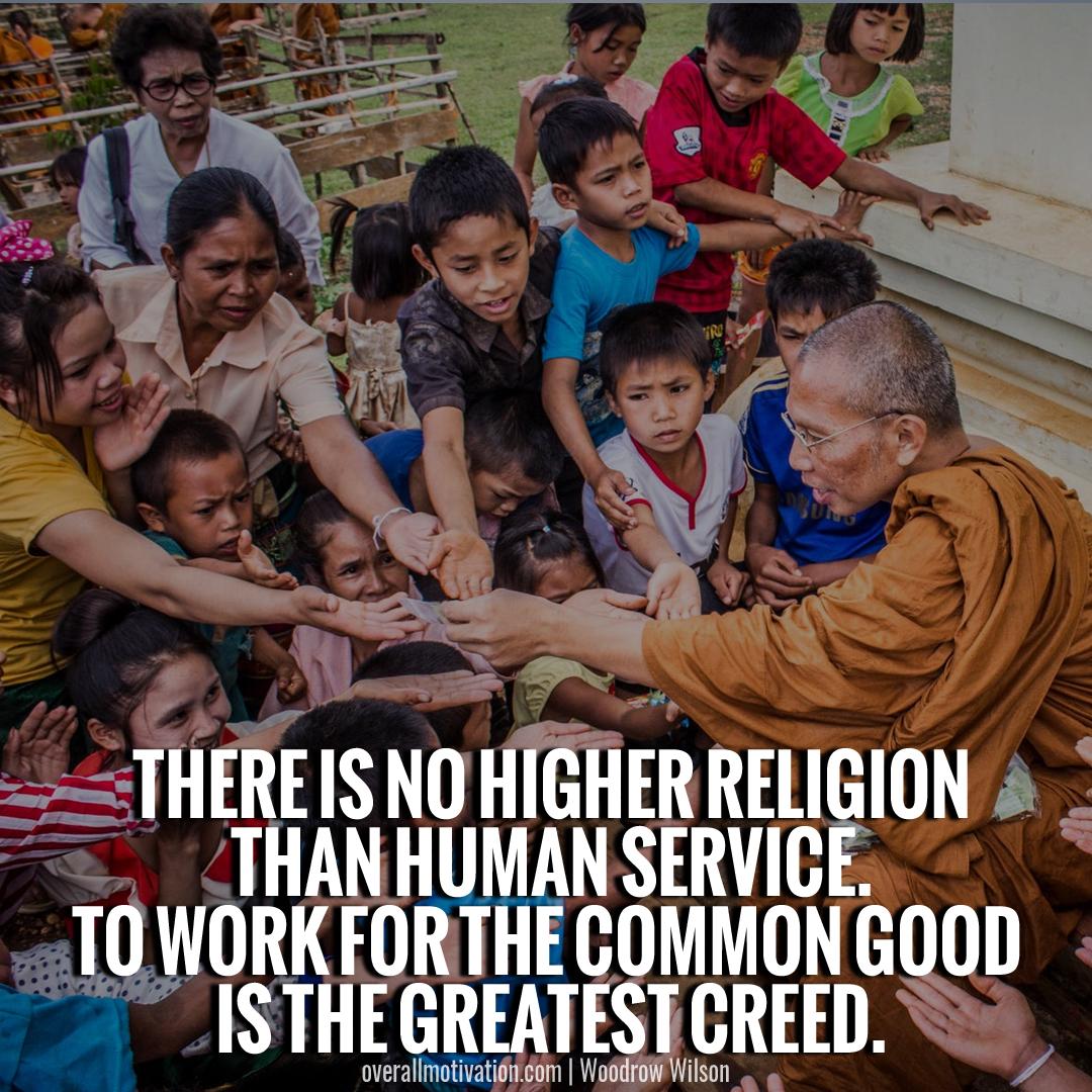 human service humanity
