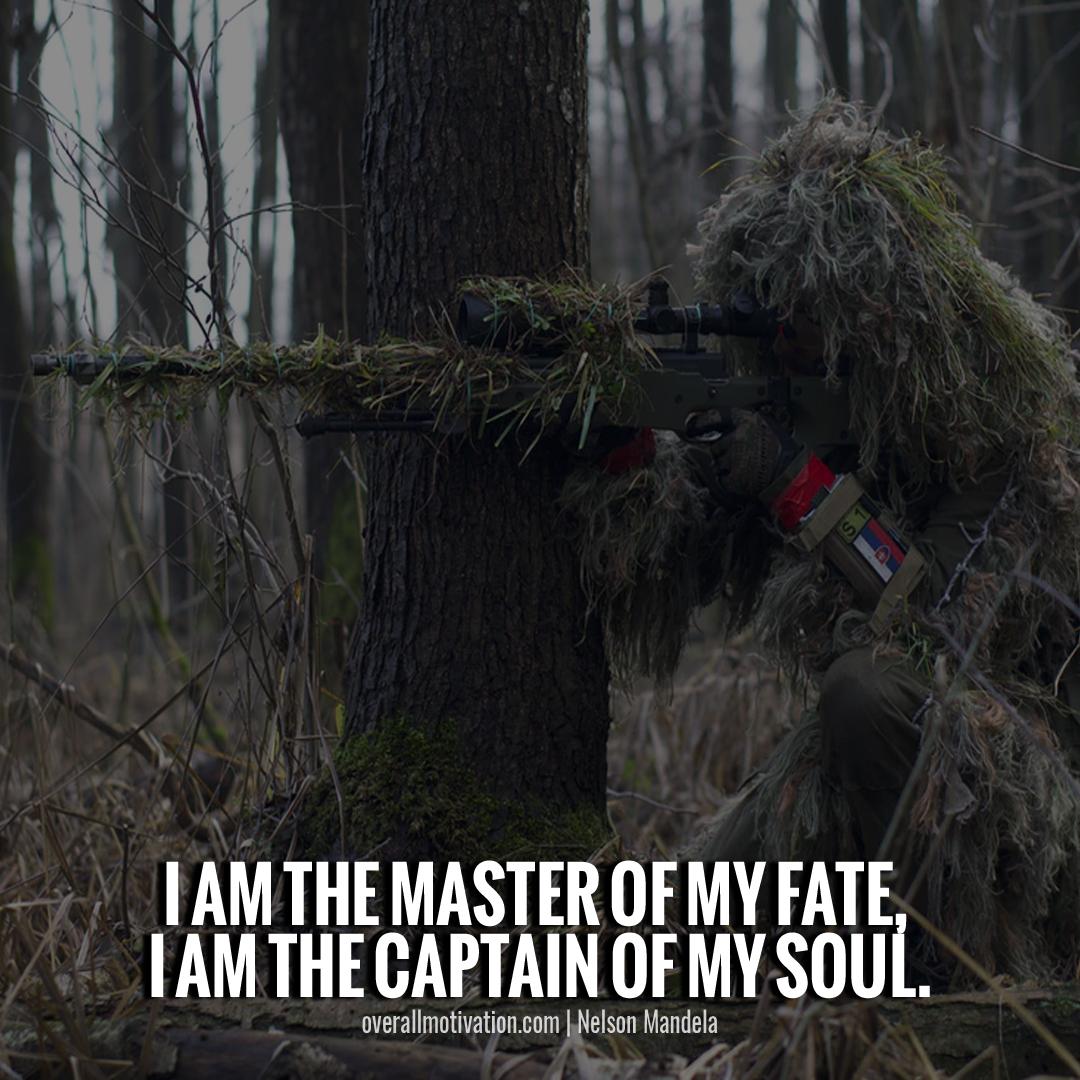 i am the master