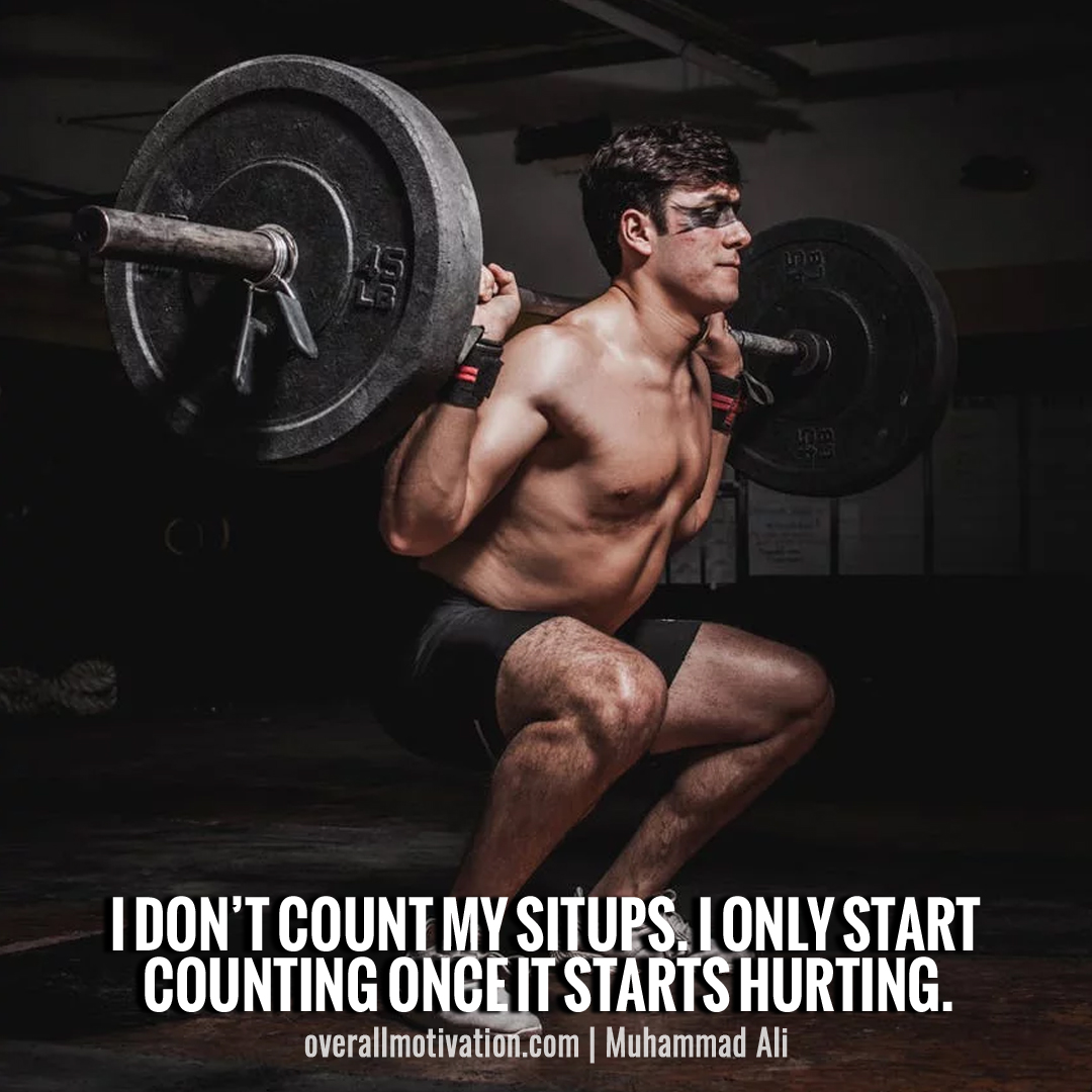 i dont count