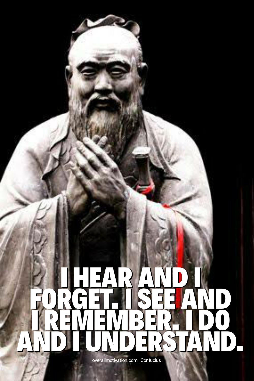 i hear_confucius quotes