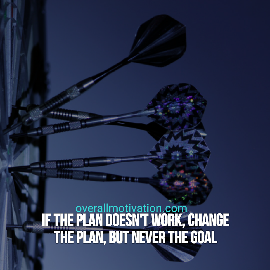 inspirational quotes about life if plan doesnt