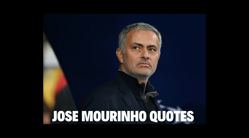 Jose Mourinho Quotes featured