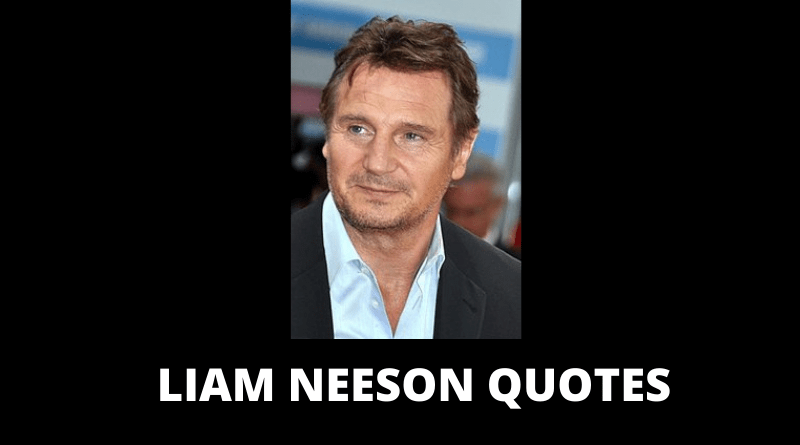 liam Neeson quotes featured