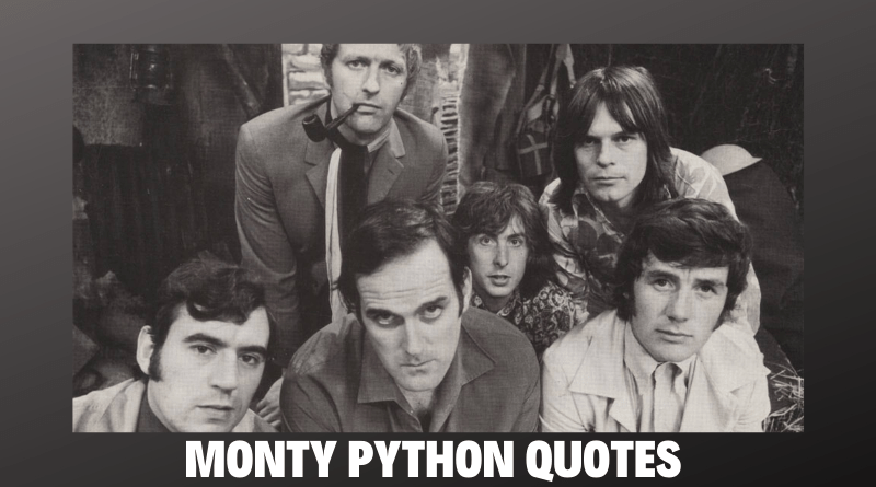 Monty Python quotes featured