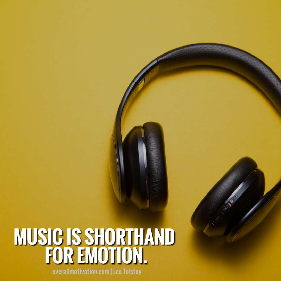 music is shorthand