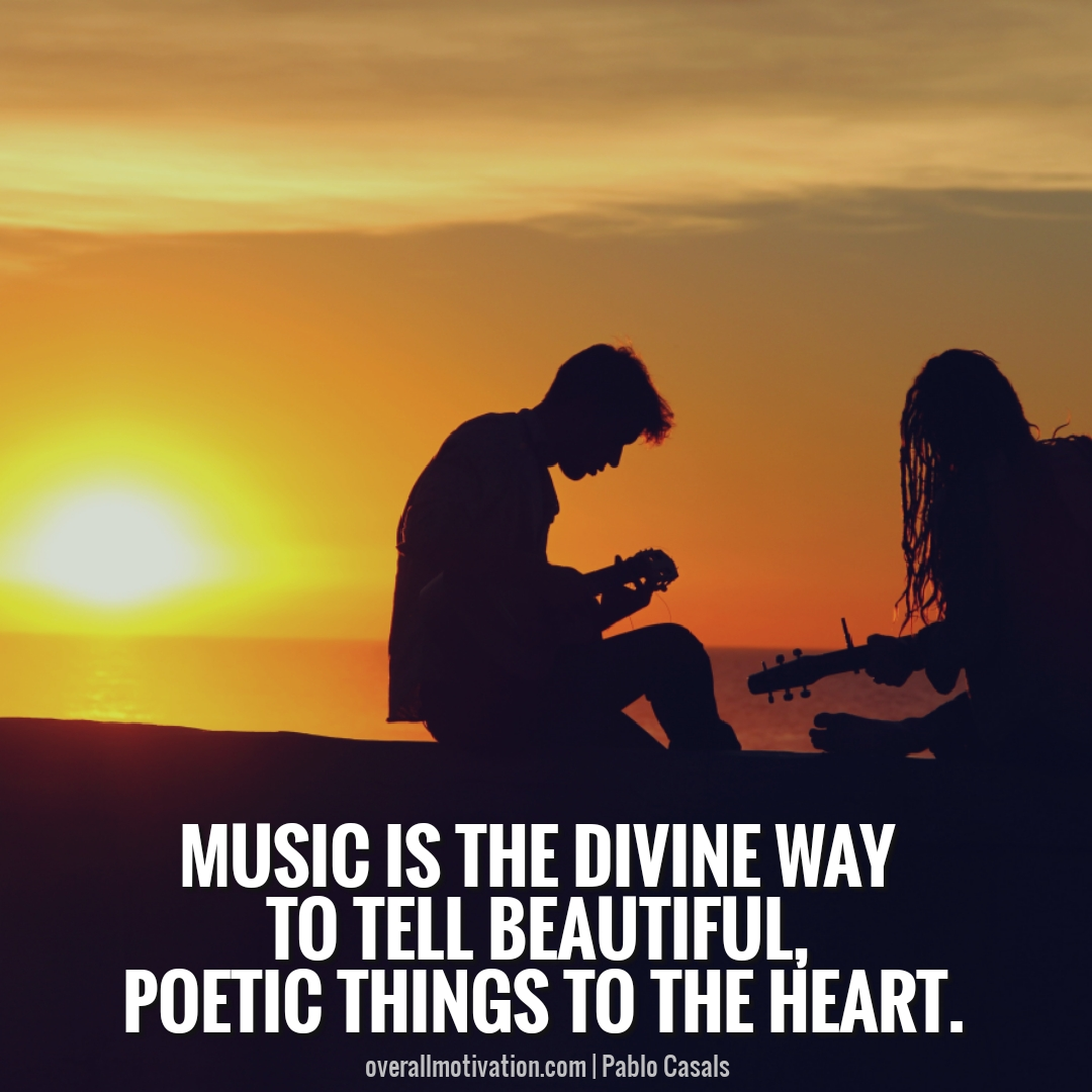 music is the divine