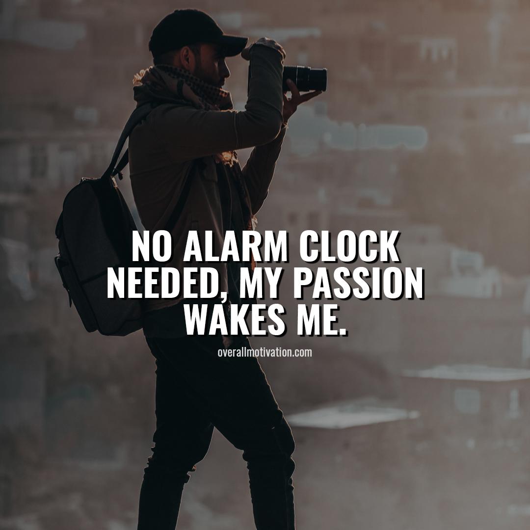 no alarm clock Bodybuilding Motivational Quotes