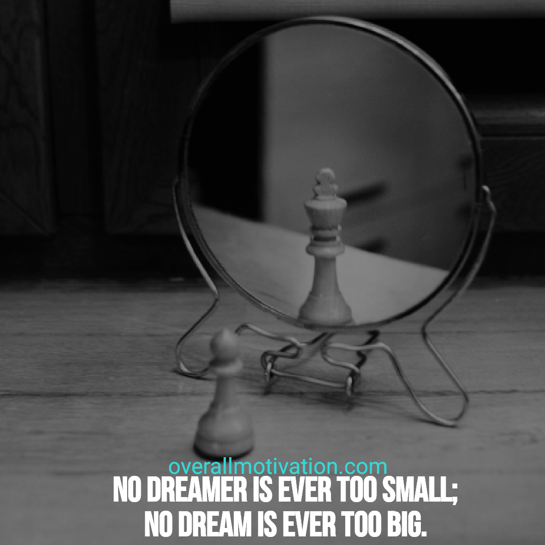 Famous Dream Big Quotes And Work hard | OverallMotivation