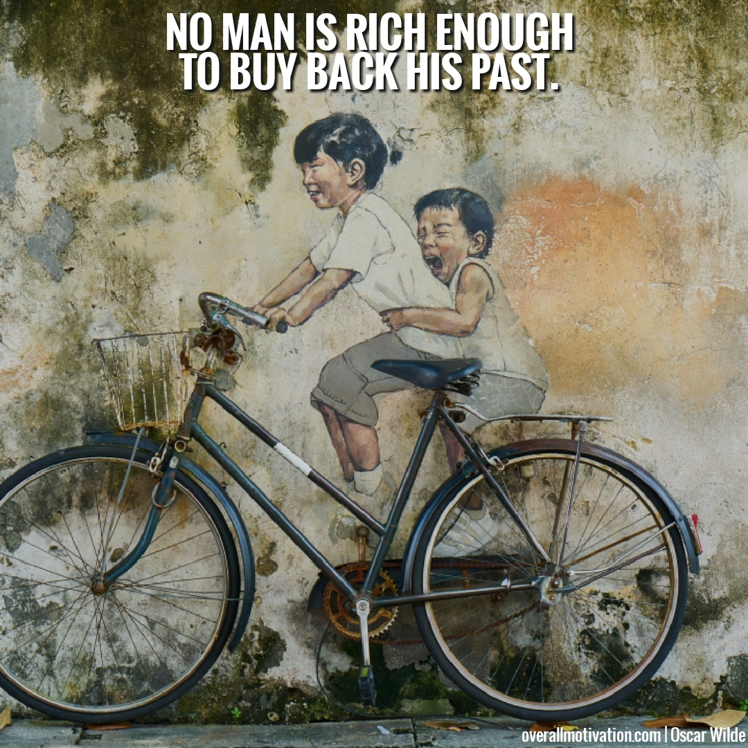 no man is rich enough