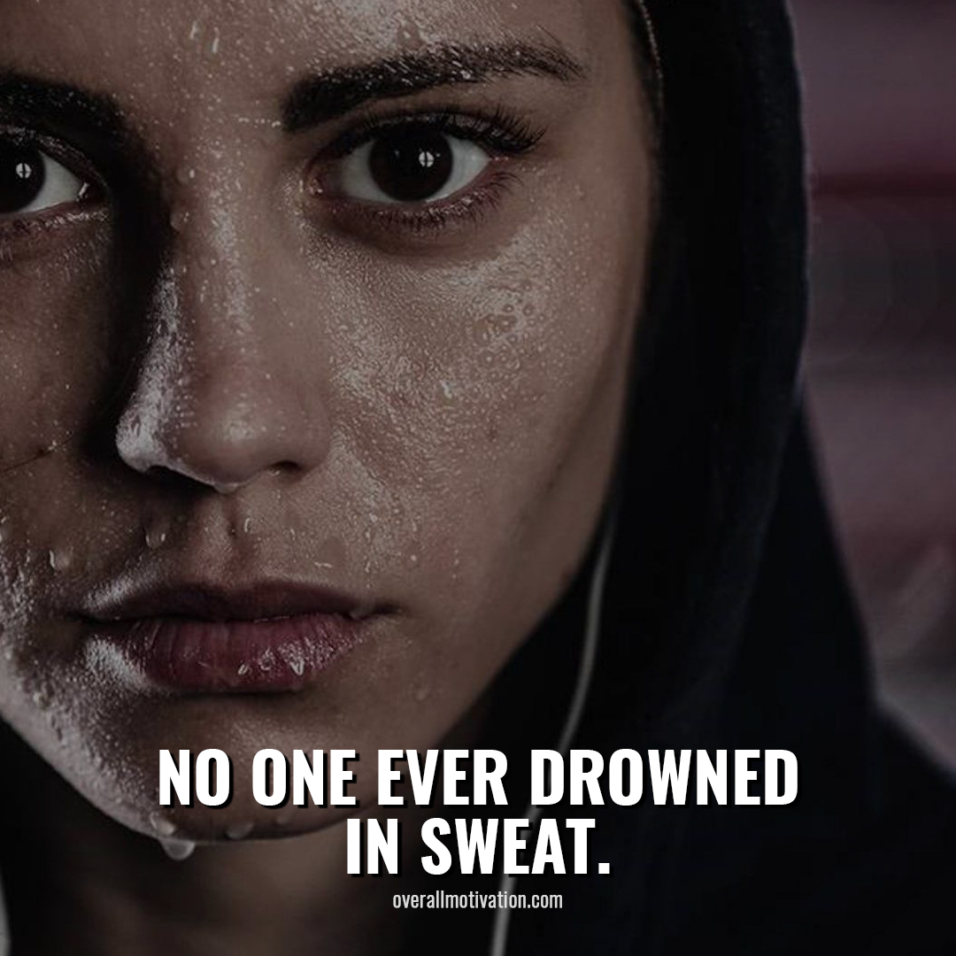 no one ever Bodybuilding Motivational Quotes
