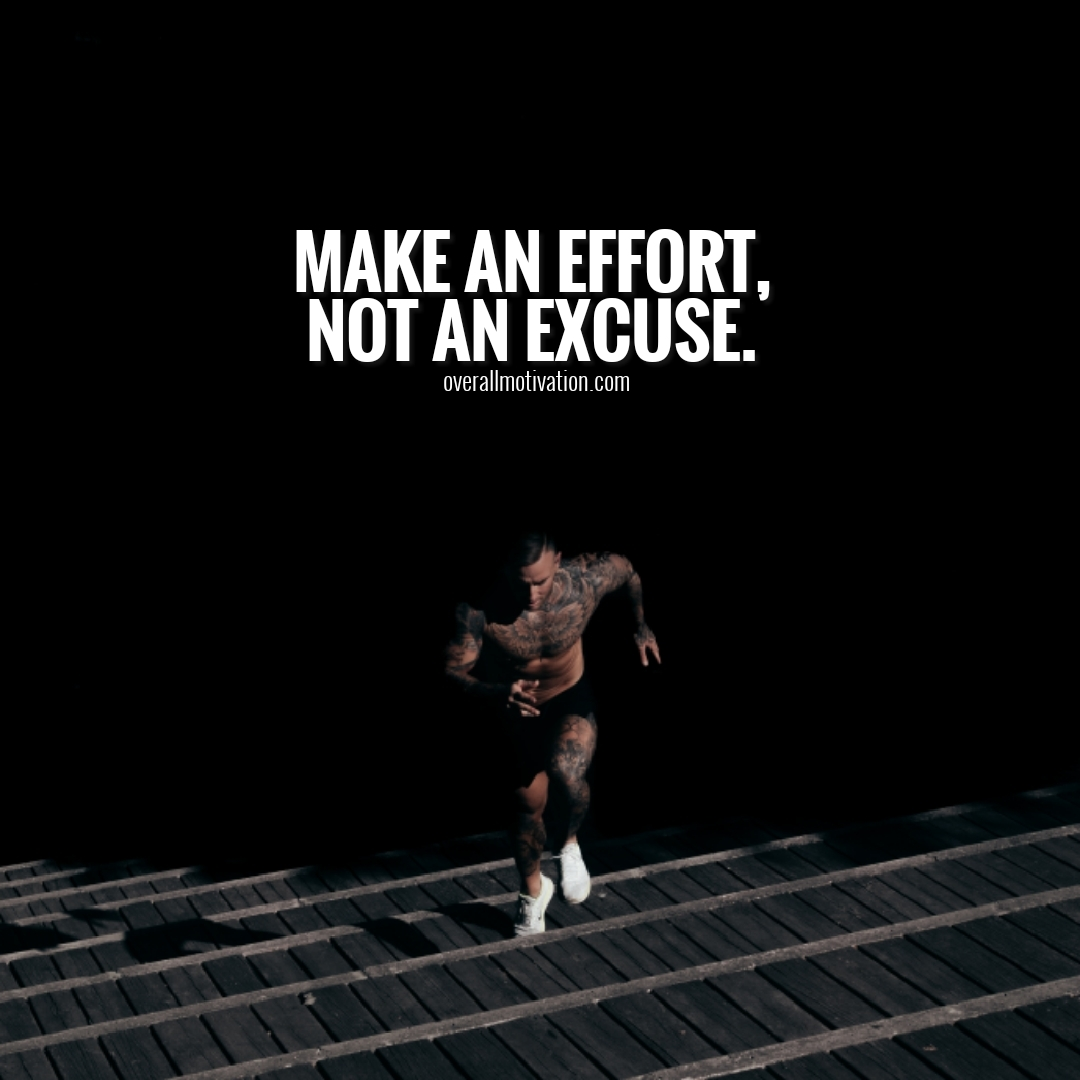 not an excuse quotes