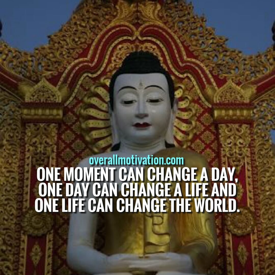 Gautama Buddha Quotes Buddha Quotes On Change Love And Marriage  Overallmotivation