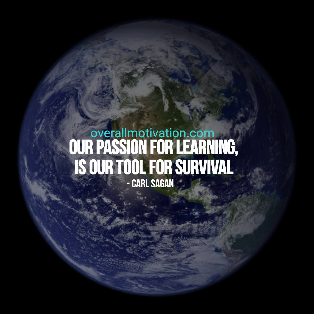 our passion for learning