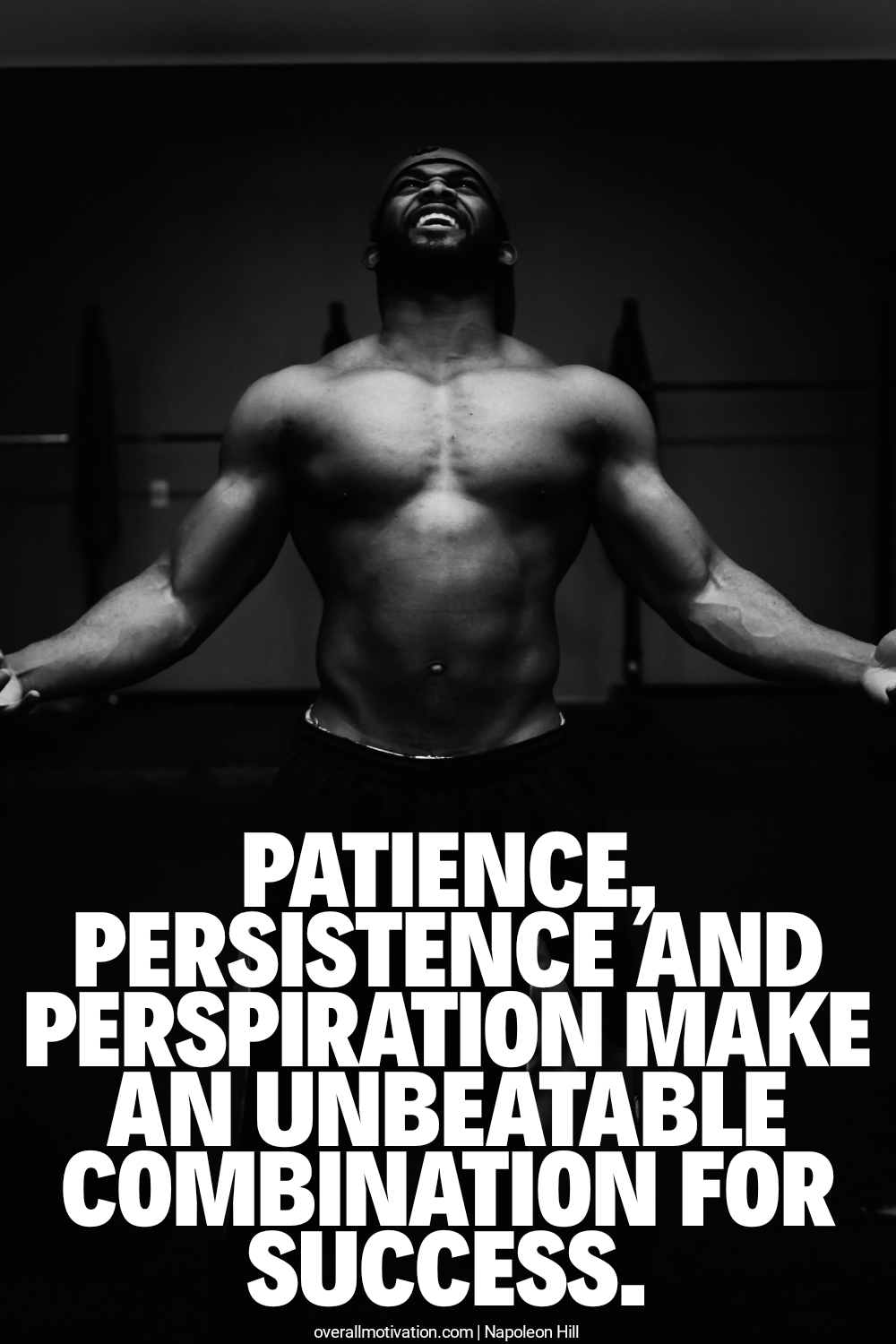 Patience persistence perspiration_Napoleon Hill Quotes