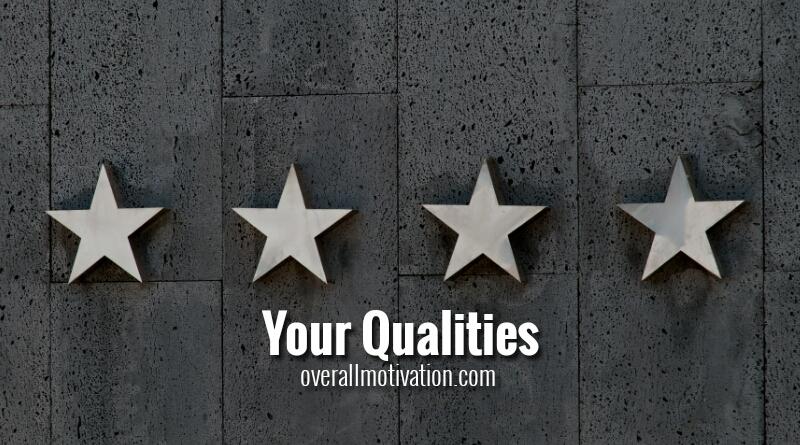 qualities