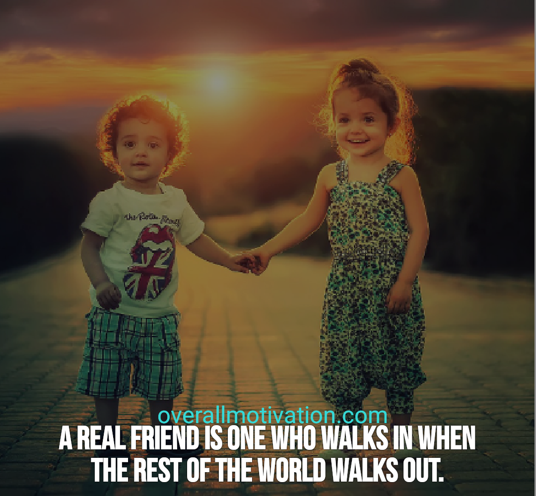 friendship quotes and sayings overallmotivation real friend