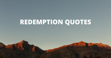 redemption quotes featured