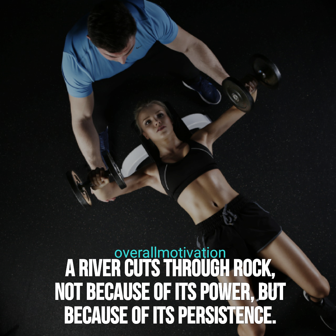 Being Tough Quotes river-cuts-through-rock-not-because-of-its-power-but-its-persistence-om