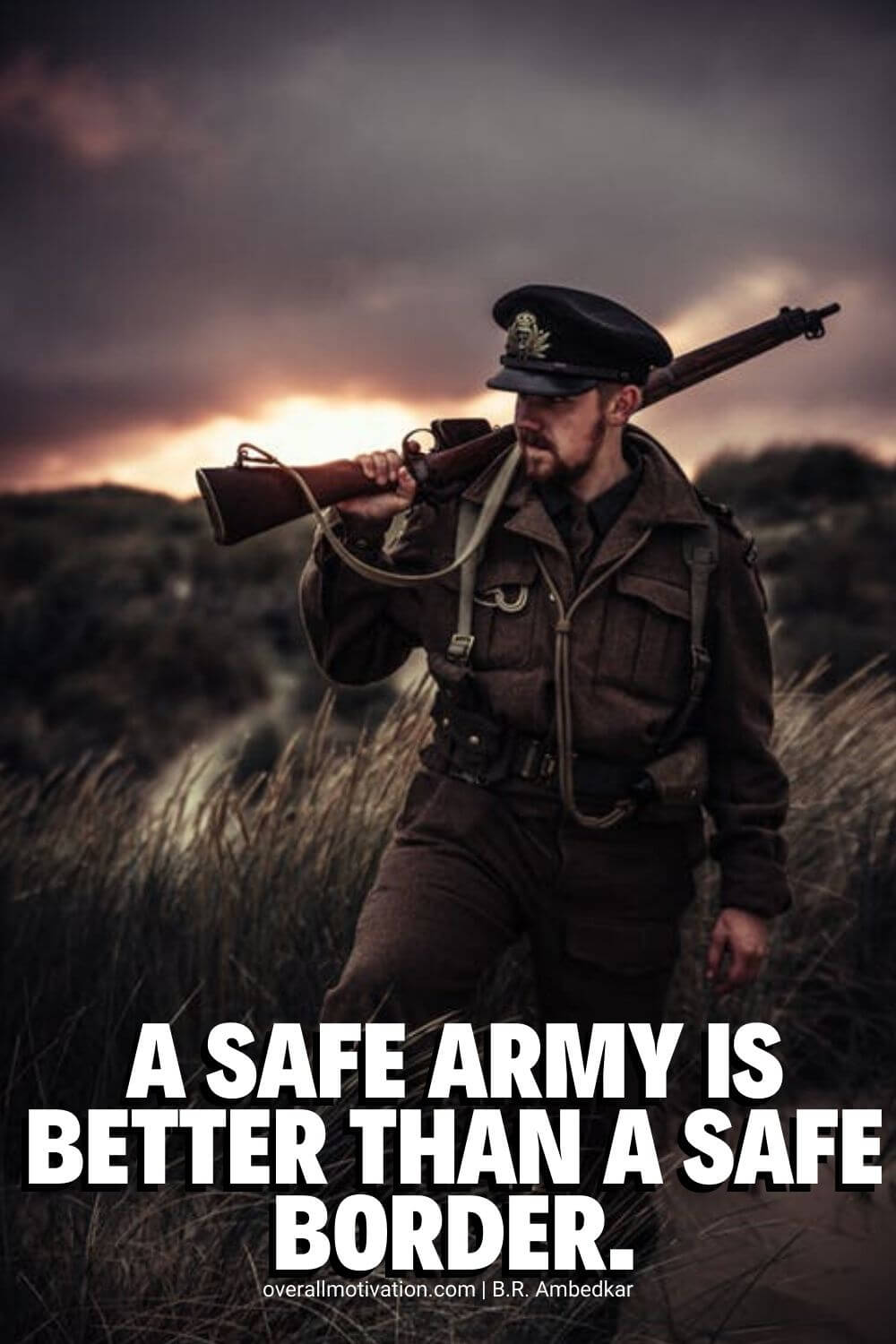 safe army quotes