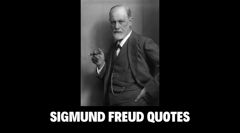 Motivational Sigmund Freud Quotes