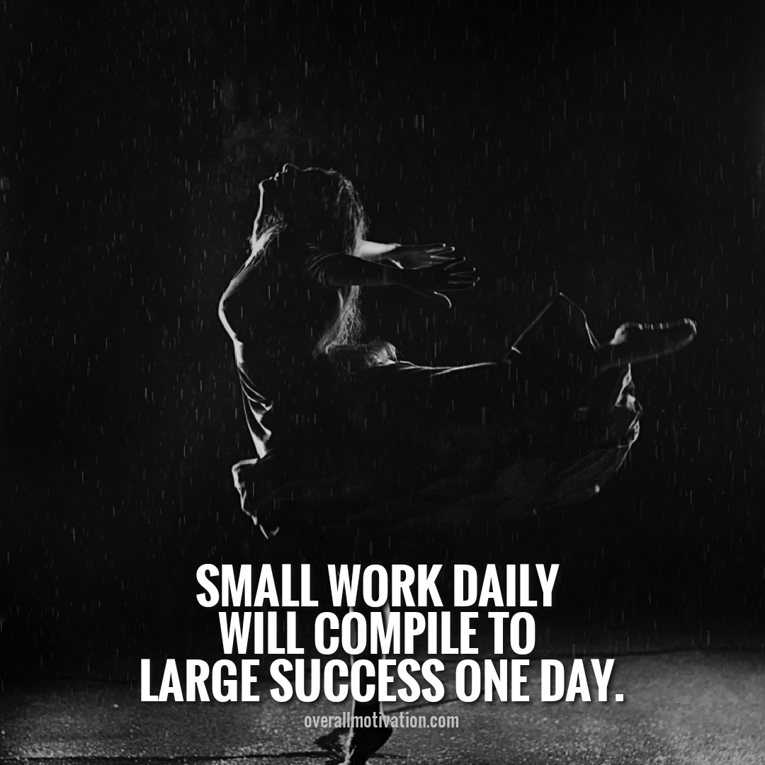 small work daily anonymous quotes