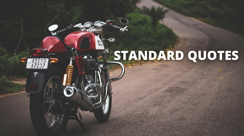 standard quotes featured
