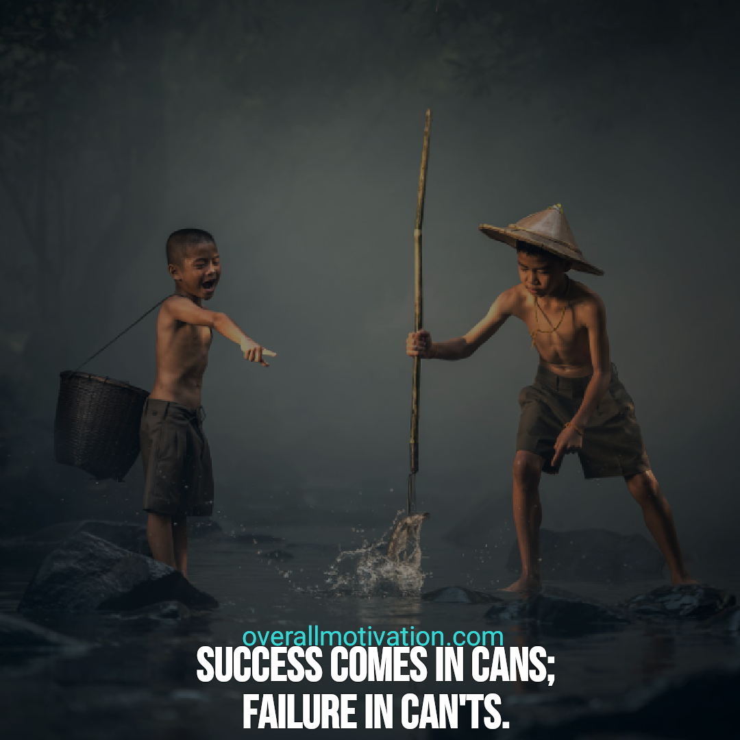 success quotes overallmotivation success comes in cans