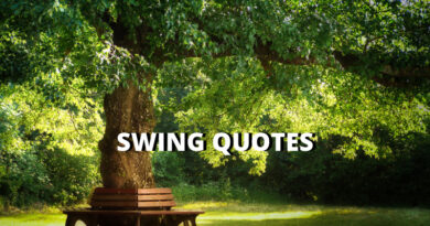 swing quotes featured