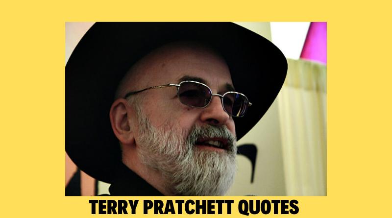 Terry Pratchett quotes featured
