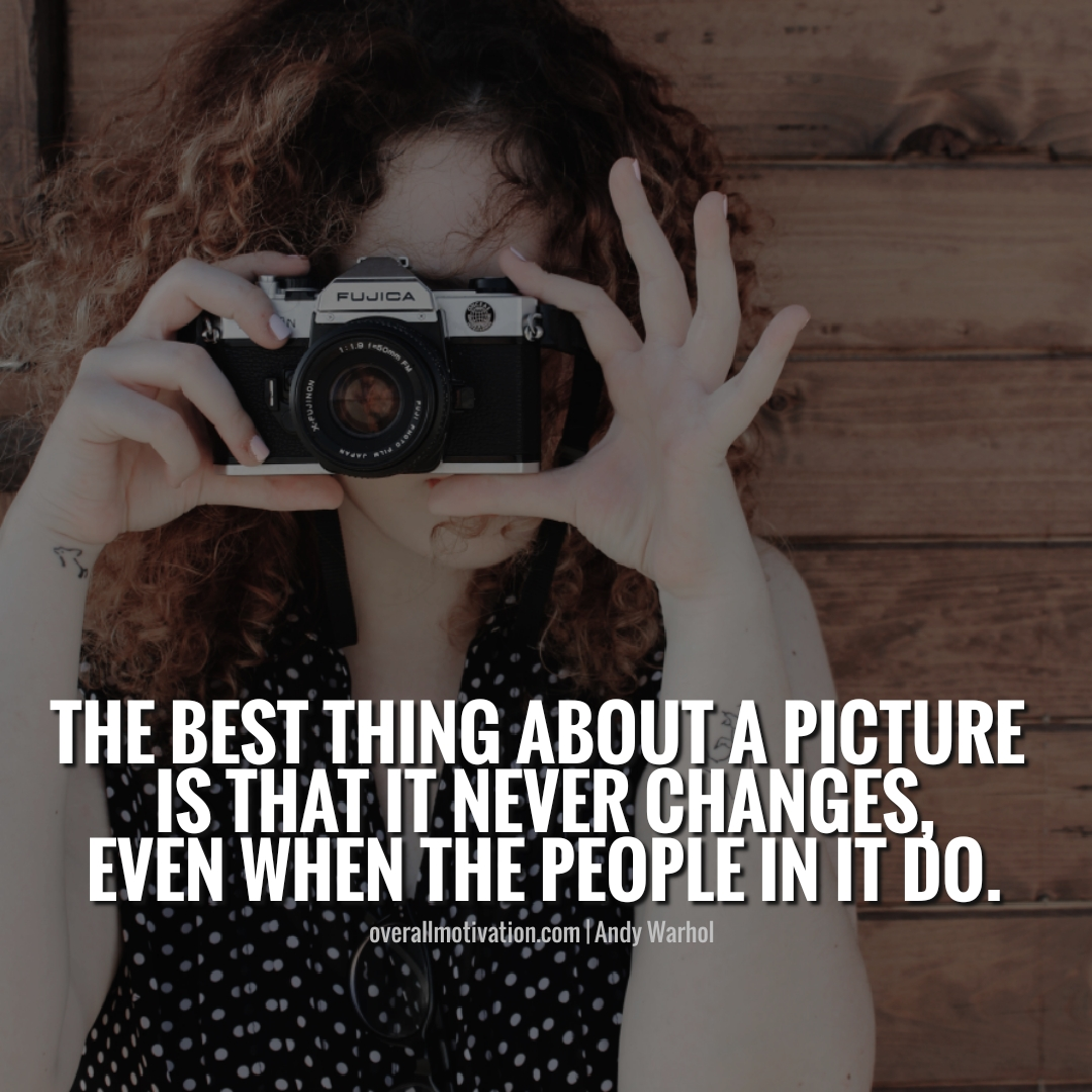 the best thing about Photography quotes