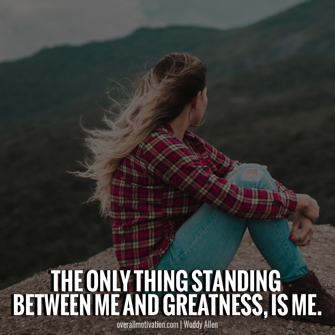 the only thing_greatness quotes