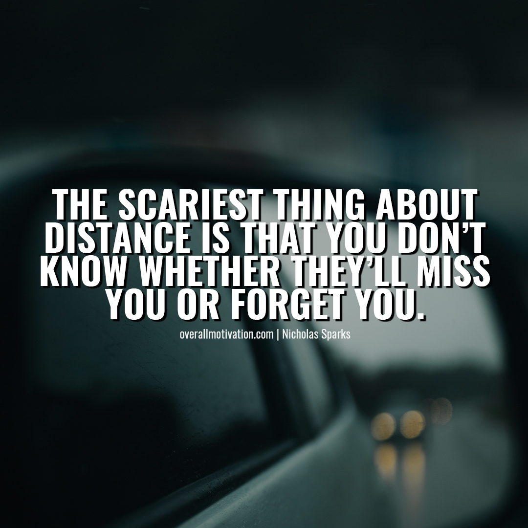 the scariest thing best friends long distance friendship quotes