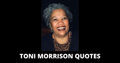 Motivational Toni Morrison Quotes