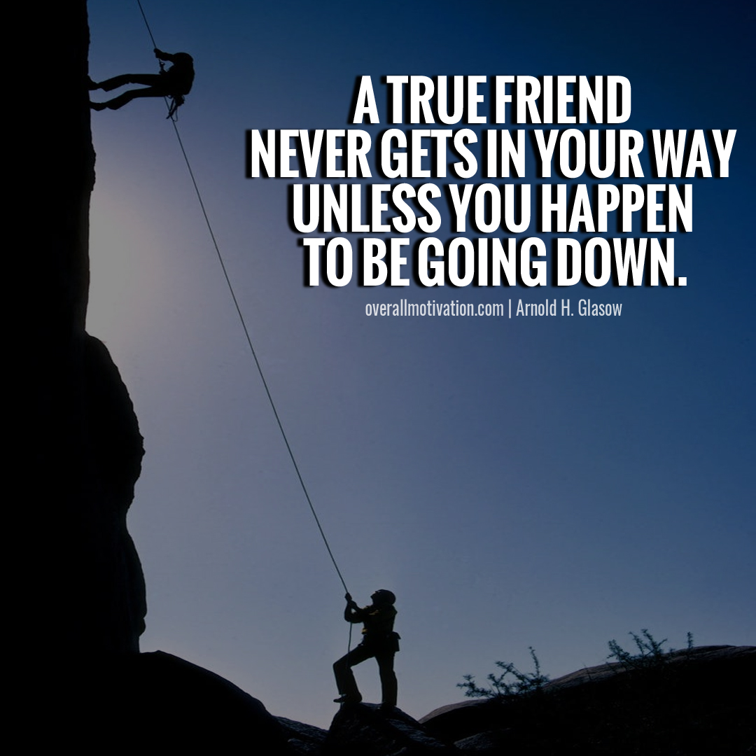 toxic friendship quotes-never go down