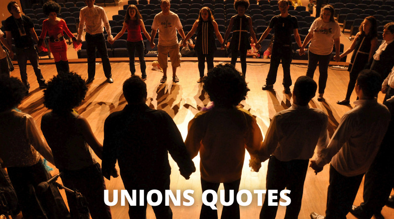 union quotes featured