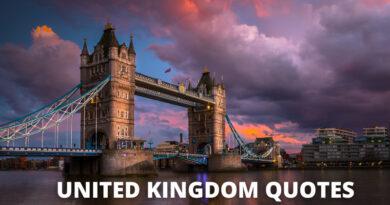 UK quotes featured