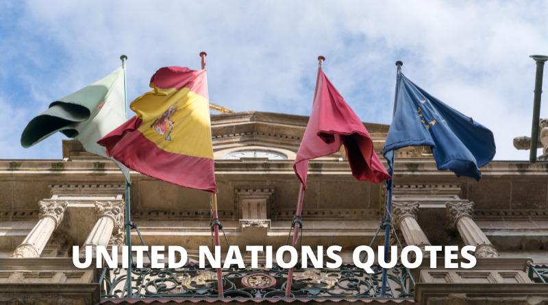 UN quotes featured