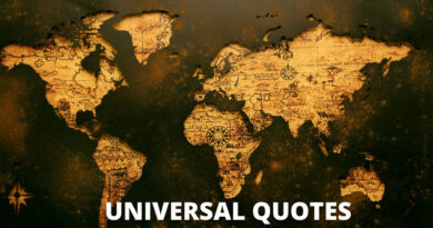universal quotes featured