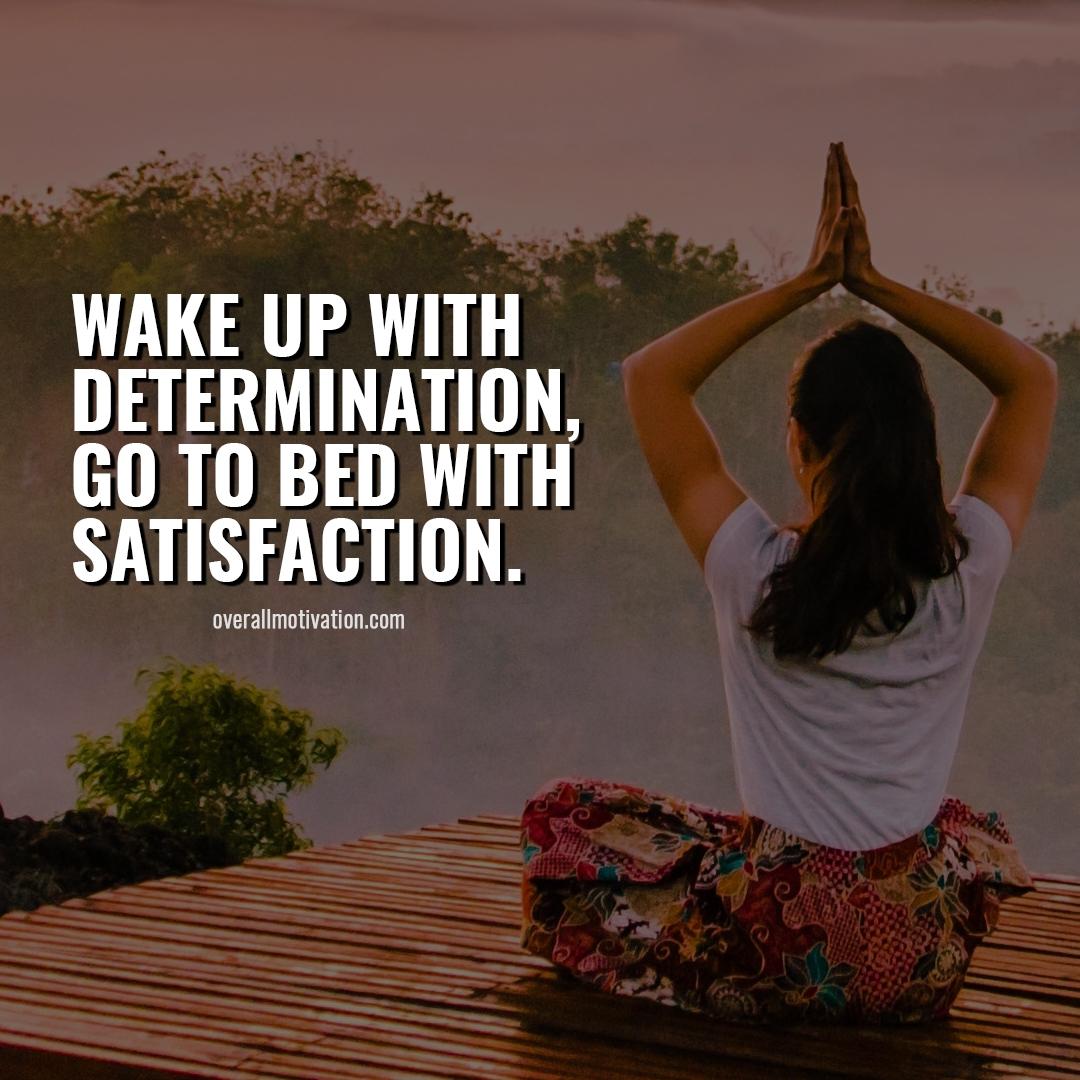 wake up no alarm clock Bodybuilding Motivational Quotes