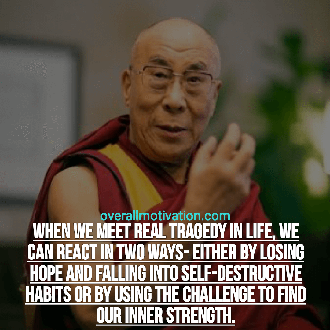 Dalai Lama Quotes Dalai Lama Quotes Compassion, Health And Peace | OverallMotivation Dalai Lama Quotes