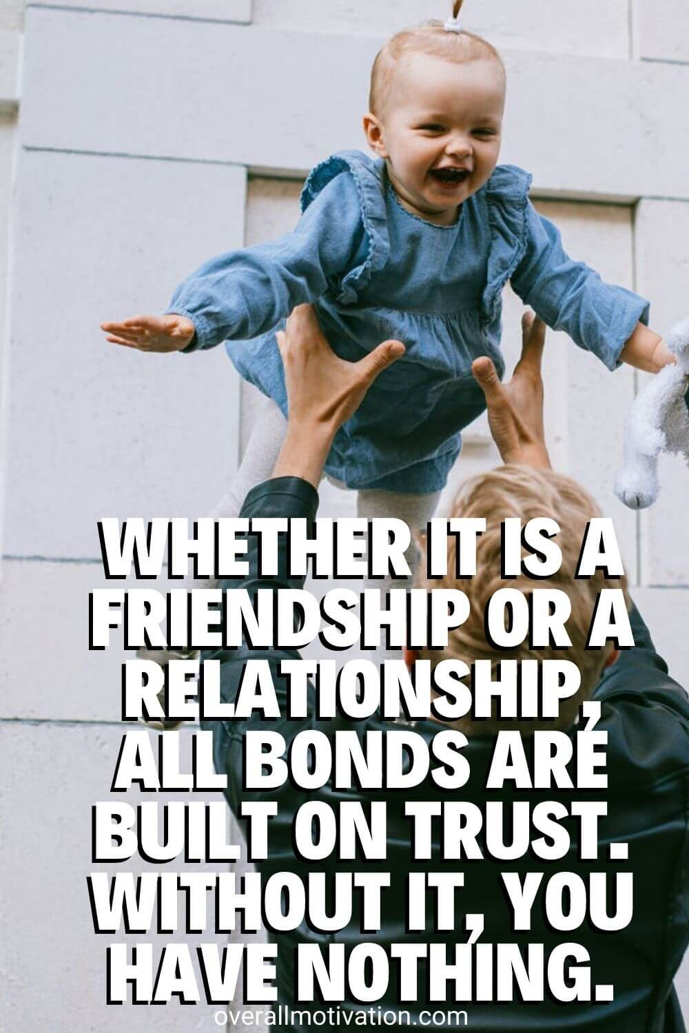 whether it friendship or relationship