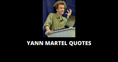 Yann Martel quotes featured
