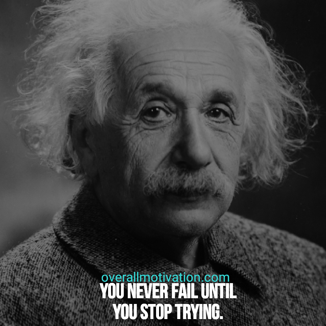 Albert Einstein Quotes About Love Education Life Overallmotivation